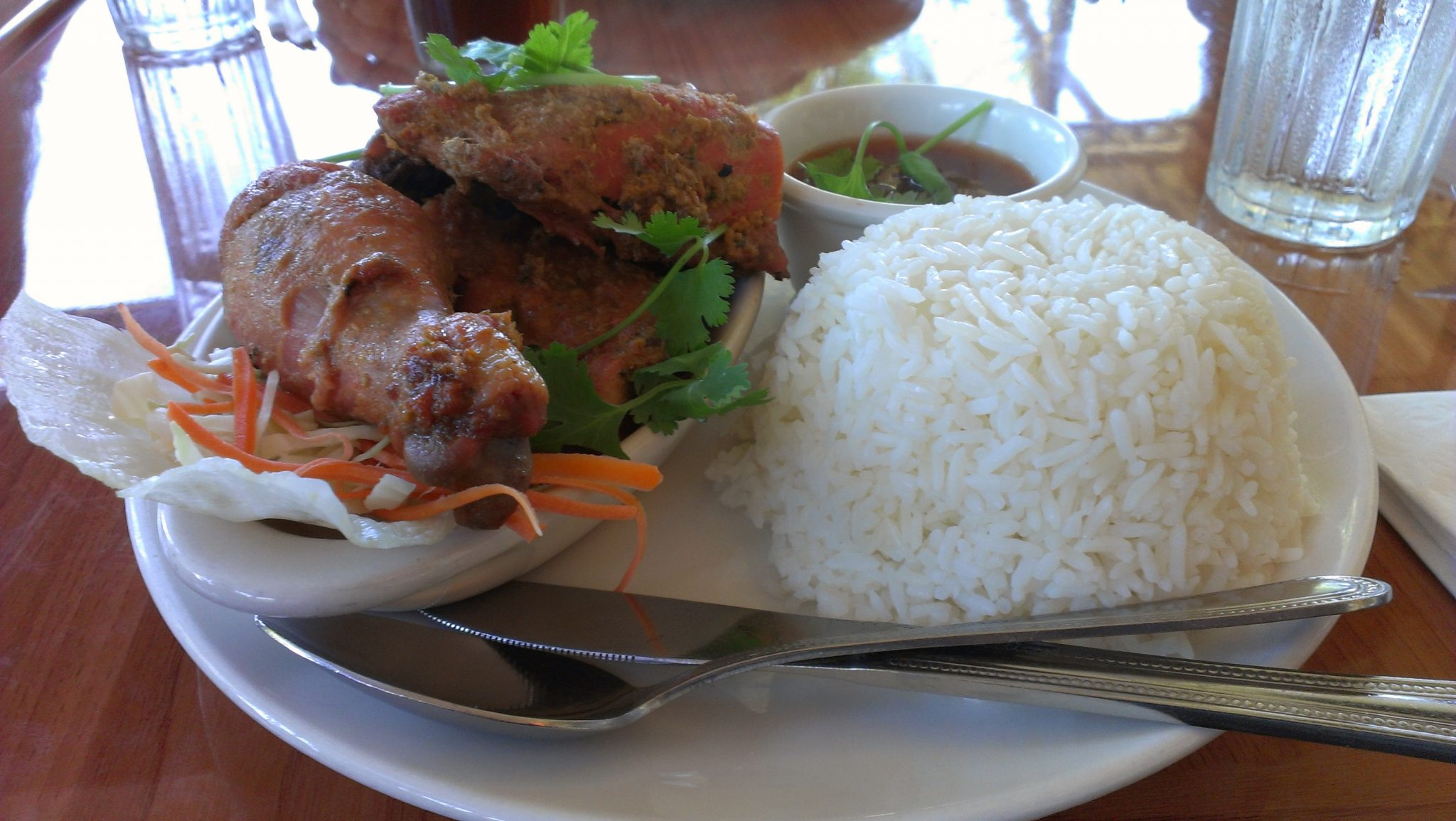 Authentic thai cuisine at thai cafe foodwanderer for Authentic thai cuisine