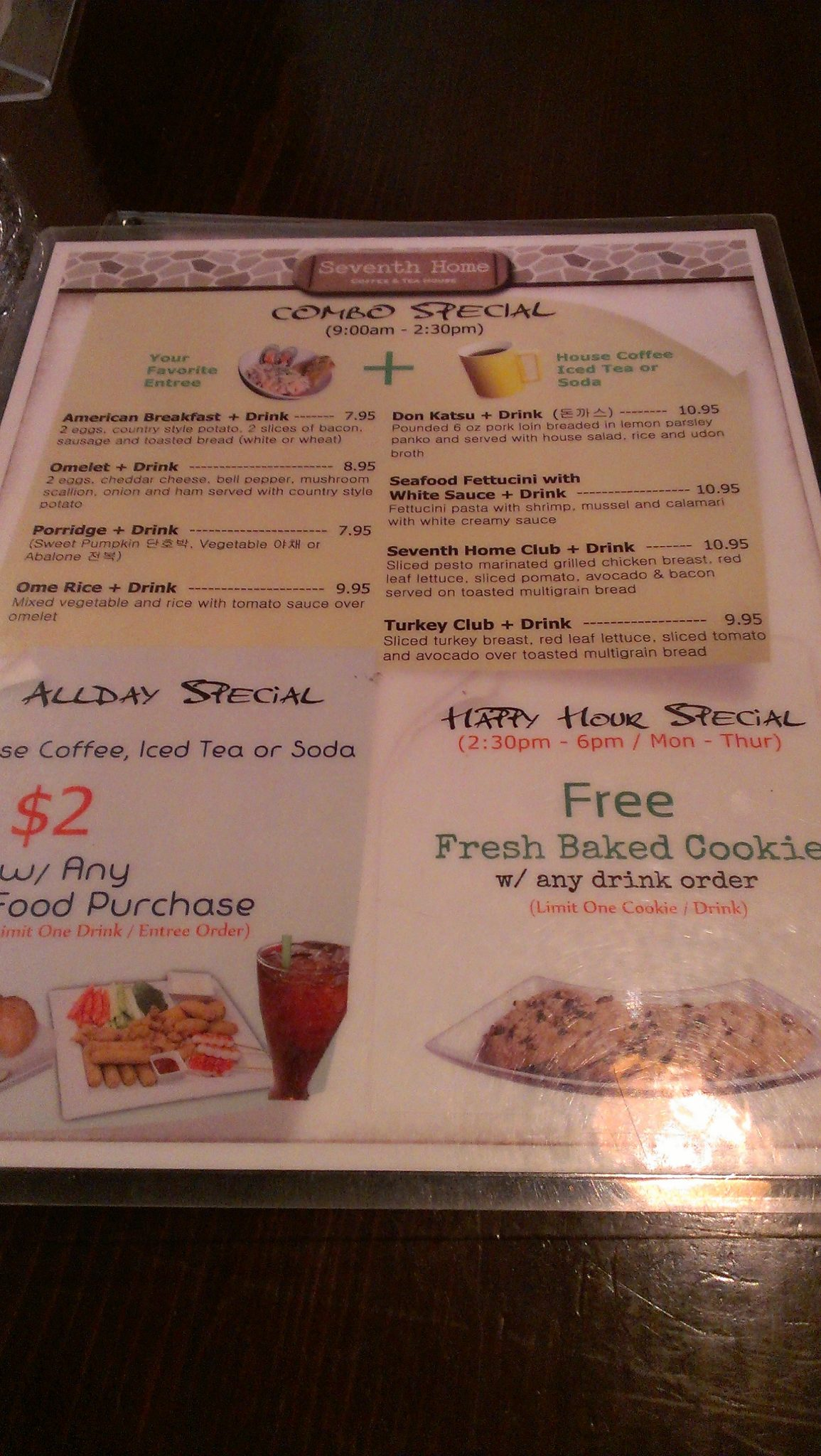 Cafe 7th Is Located At 6291 Homewood Ave Buena Park CA