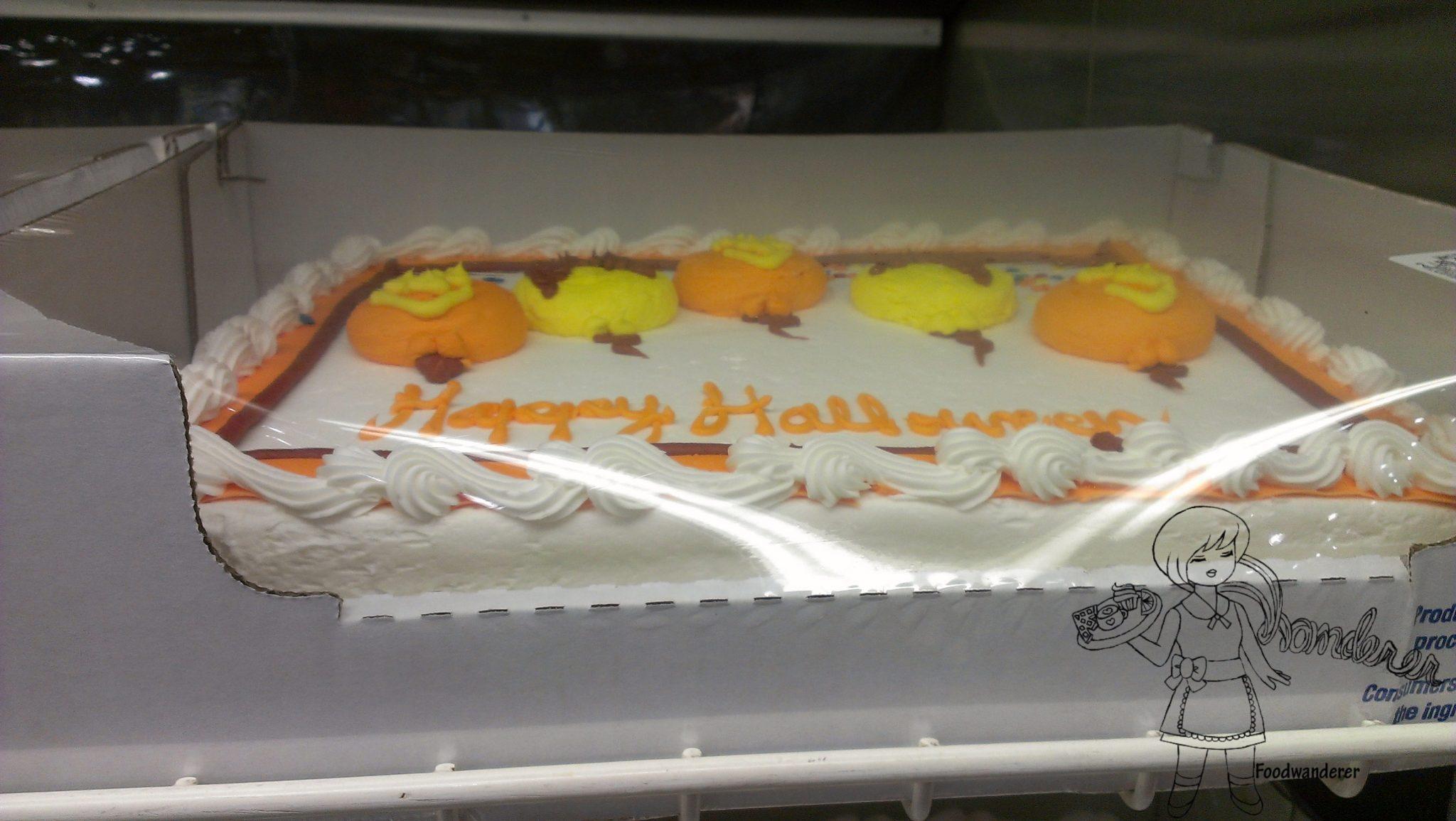 Kirkland Birthday Cakes