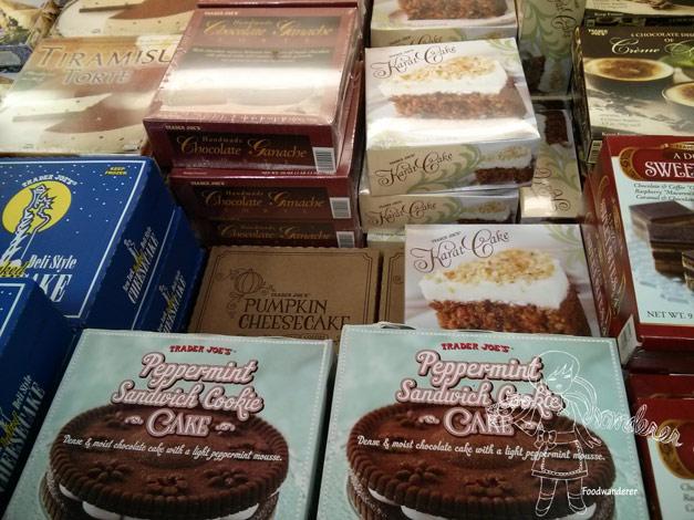 Trader Joe S Bakery Cakes