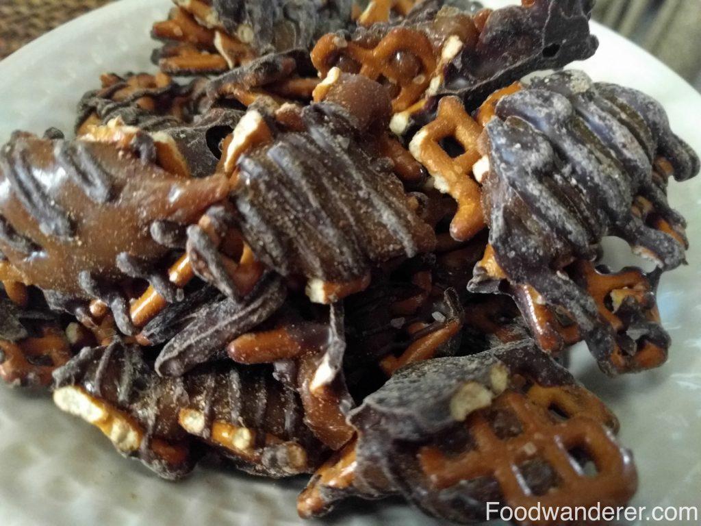 Snappers Dark Chocolate Sea Salt - Foodwanderer